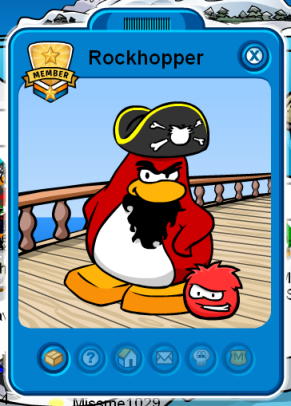 rockhopper playercard 2343