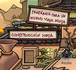 ninja hideout mensajes
